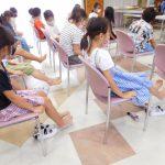 【今年も特別授業「姿勢と食事」地元小学校に行ってきました】