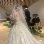 【次女の結婚式】